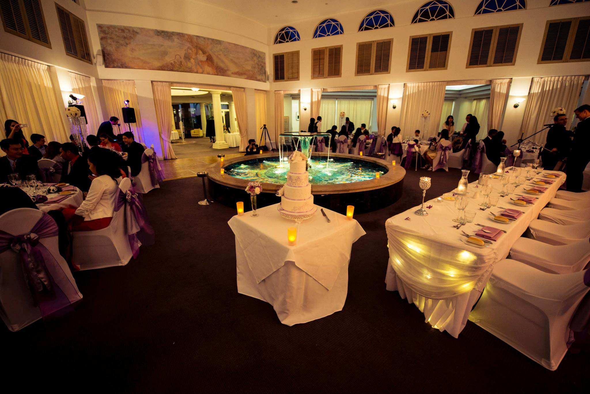 Weddings Links Hope Island The Gold Coasts Finest Golf Course