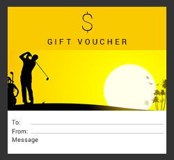 Gift Voucher (Golf Sunset)